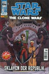 Ausgabe 73 The CLONE WARS Sklaven der Republik