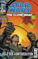Ausgabe 81 The CLONE WARS Held der Konföderation Teil 3 von 3