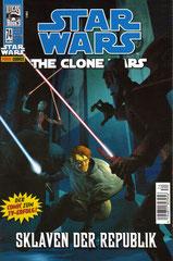 Ausgabe 74 The CLONE WARS Sklaven der Republik