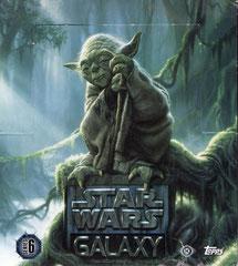 STAR WARS GALAXY Series 6