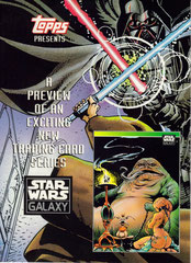 STAR WARS GALAXY Series 1