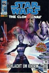 Ausgabe 76 The CLONE WARS Schlacht um Khorm Teil 1 von 3