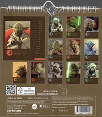 2014 Yoda Übersicht