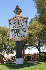 Wedding Chapel, Las Vegas