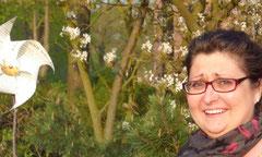 Anikó Hauch, Vorsitzende der Zukunftsgenossen