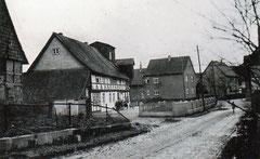 Die Mühlenstraße  ca.1955