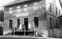 Die Wulftener Molkerei von 1915