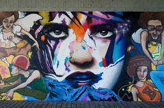 Graffiti, Frankfurt am Main