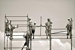 Men at work, Philadelpia