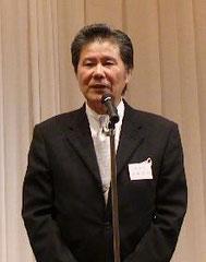 開会の辞 川嶋毛古理事長