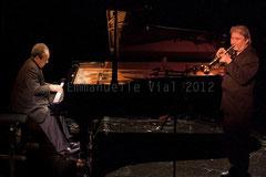 Alain Jean-Marie & Eric Le Lann © Emmanuelle Vial 2012