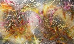 Omniscient Conciousness  36 x 60