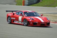 Ferrari 430 GT - by AliDarNic (Modena Trackdays 2011)