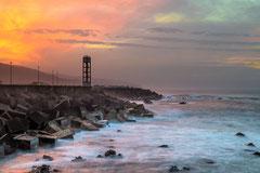 Sonnenuntergang in Teneriffa by Sebastian Pintea