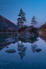 Hintersee by Sebastian Pintea