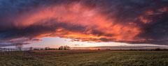 Sonnenuntergang by Sebastian Pintea