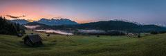 Panorama beim Geroldsee by Sebastian Pintea