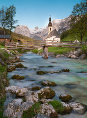 Ramsau bei Berchtesgaden by Sebastian Pintea