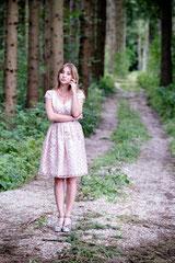 Forest memories portrait by Sebastian Pintea