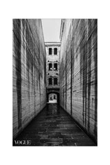 """""""Inizio della fine"""", Per Non Dimenticare: Risiera di San Sabba, Trieste. 27 Gennaio - Giorno Della Memoria ~ Photo VOGUE Italia"""