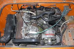 Hier ein Blick auf einen der allerersten 81er 50 PS Diesel (CS). Achtet auf problemloses Startverhalten, runden Motorlauf, Wechselintervall v. Zahnriemen u. Ölundichtigkeiten. Motorkennbuchstabe CS