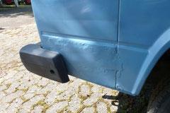 Nur wenige T3 sind wirklich restauriert, meist sind es nur zeitwertgerechte Reparaturen der letzten Jahre.