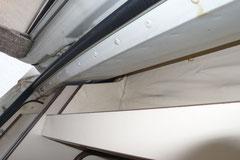 Ist beim Hochdach dieses Profil im Heckteil durchgerostet, waren die Dachluken sehr lange Zeit undicht. Auch hier ist eine Sanierung sehr aufwendig