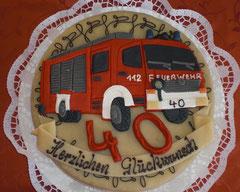 Marzipanauto, Feuerwehr, LF