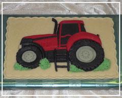 Marzipanauto, Traktor Relief