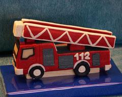 Marzipanauto, Feuerwehr, Drehleiter