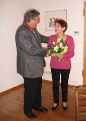 Karl Hirschmann und Brigitte Schwarz