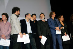 Les invités du Festival Lumière - Lyon - Oct 2013 - Photo © Anik COUBLE