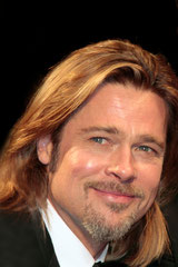 Brad Pitt - Festival de Cannes 2011 - Photo © Anik COUBLE