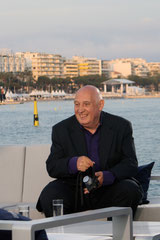 Raymond DEPARDON - Festival de Cannes 2008 © Anik COUBLE