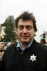 Stephen FREARS - Institut Lumière - Lyon - 1995 © Anik COUBLE