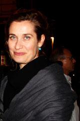 Emmanuelle Devos - Festival Lumière - Lyon - Oct 2013 - Photo © Anik COUBLE