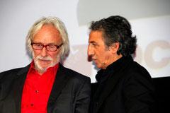 Pierre Richard et Richard Anconina - Festival Lumière - Lyon - Oct 2013 - Photo © Anik COUBLE