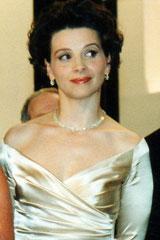 Juliette BINOCHE - Cérémonie des César - Paris 1998 © Anik COUBLE
