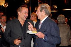 Jean Rochefort et Jean Dulery - Festival Lumière 2013 - Photo © Anik COUBLE