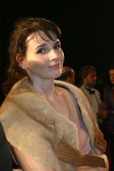 Juliette BINOCHE  - Festival de Cannes  2006 © Anik COUBLE