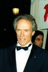 Clint EASTWOOD - Fouquet' s - Paris - 1998 - Photo © Anik COUBLE