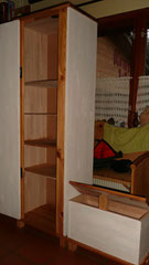 offener Schuhschrank Platz für bis zu 60 Paar Schuhe