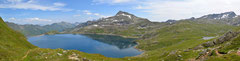 Panoramica del Lago del Naret
