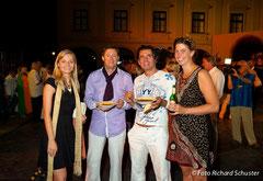 Premierenfeier Dreimäderlhaus