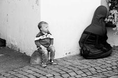 jeune auditeur attentif