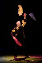 Eric jongleur des Bons Becs