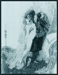 Purity's Don Juan. Norman Lindsay.