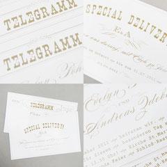 Telegram!