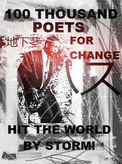 100-thousand-poets-for-change artwork henrik-aeshna tsunami-books-paris