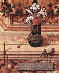 Carlo Crivelli - Madonna della candeletta (détail) -Brera - Milan